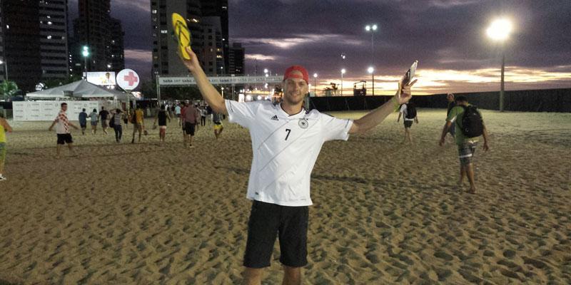 Fortaleza: Irgendwo zwischen purer Erholung und absolutem Chaos
