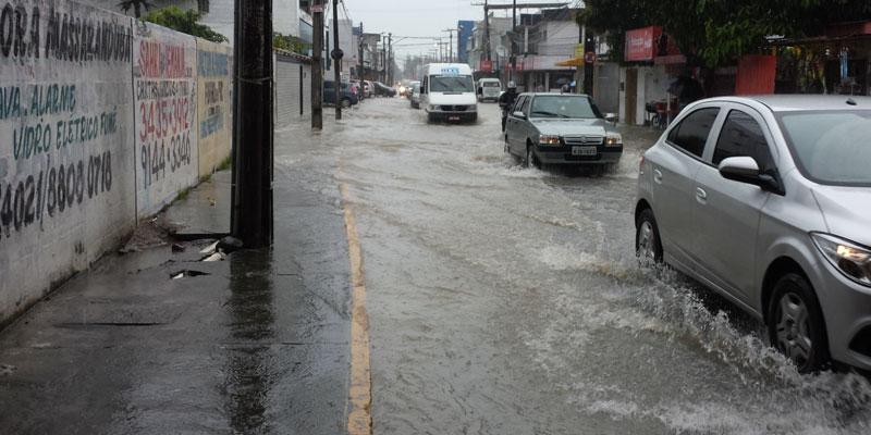 Die Wasserschlacht von Recife