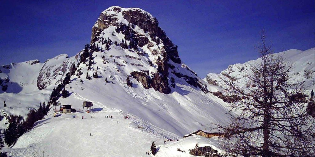 Skigebiet Maurach