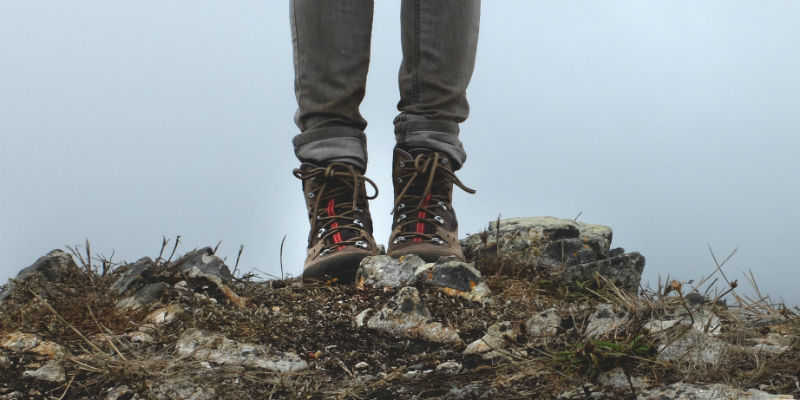 Wanderschuhe für Backpacker: Darauf kommt es beim Schuhkauf an