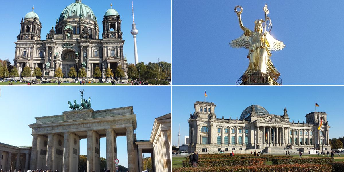 Sightseeing auf eigene Faust: Berlin zu Fuß an einem Tag