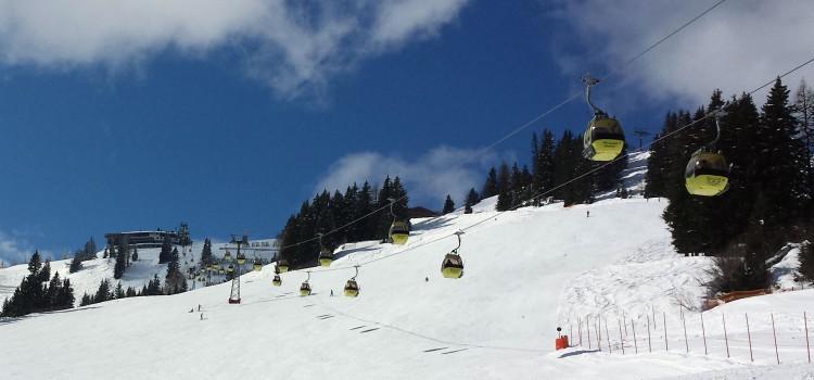 Lady-Skiwoche in Großarl: Hüttenurlaub mal anders