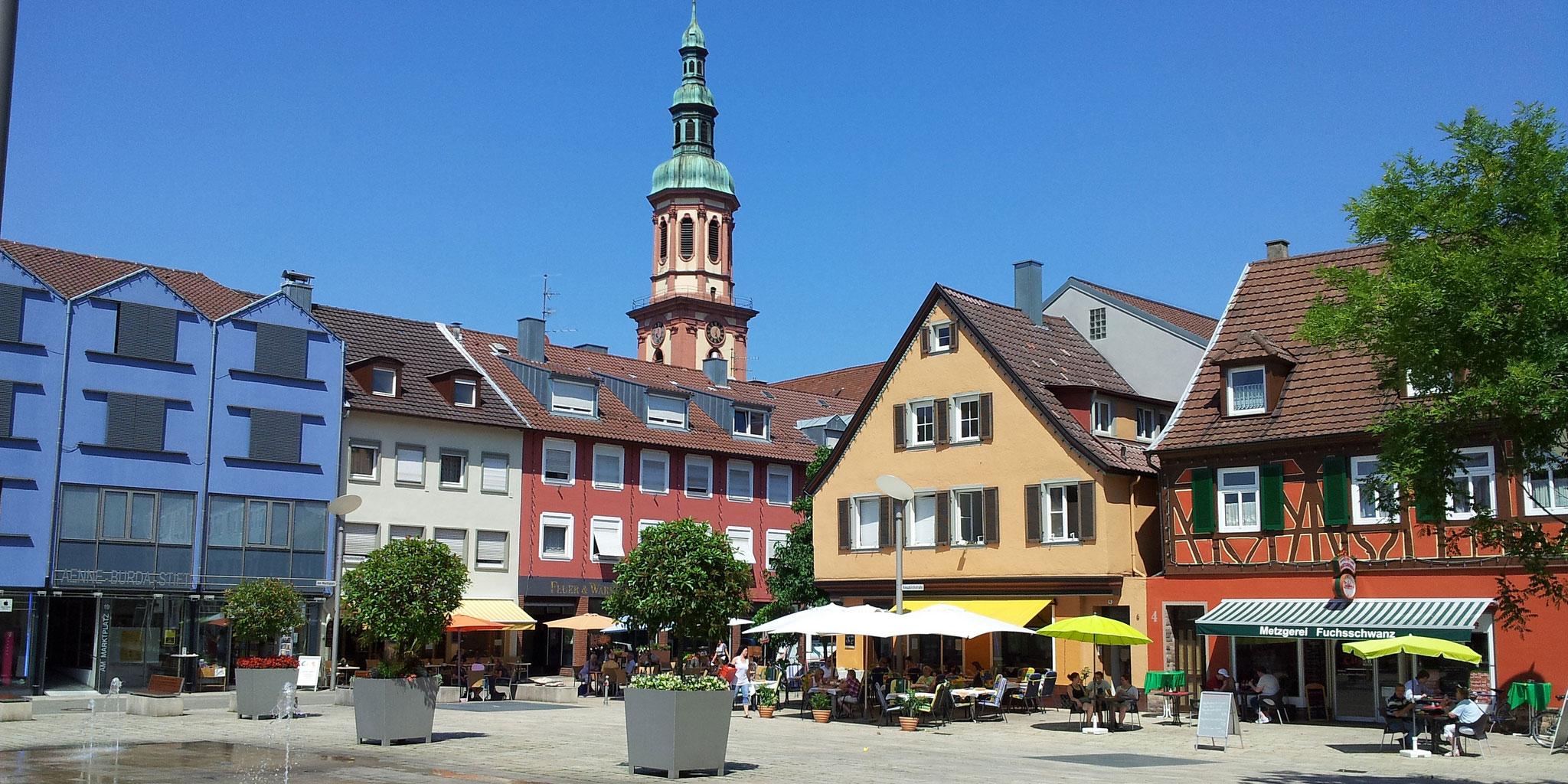 33 Gründe, warum Offenburg in der Ortenau so l(i)ebenswert ist
