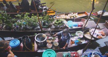 Umgangsformen in Thailand