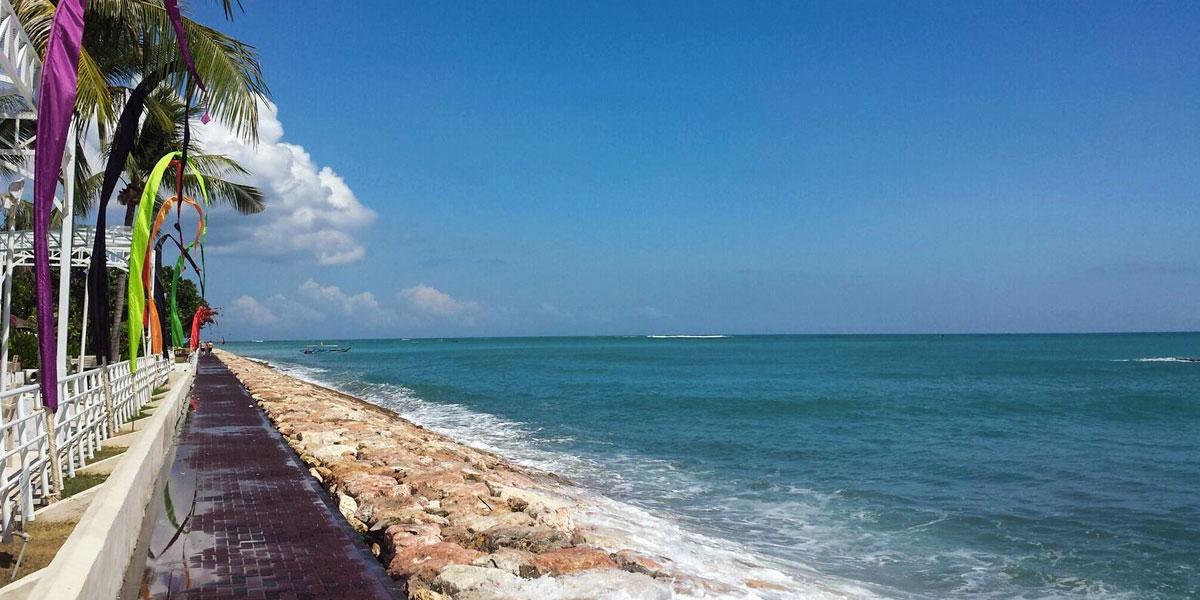 Kuta auf Bali: Kilometerlanger Strand, Surf-Hotspot, Chaos und Ballermann-Feeling