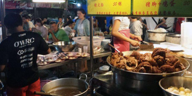 Essen auf Reisen