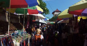 Zentrum von Ubud