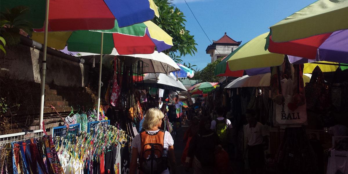 Auf Entdeckungsreise im Zentrum von Ubud, der magischen Stadt auf Bali