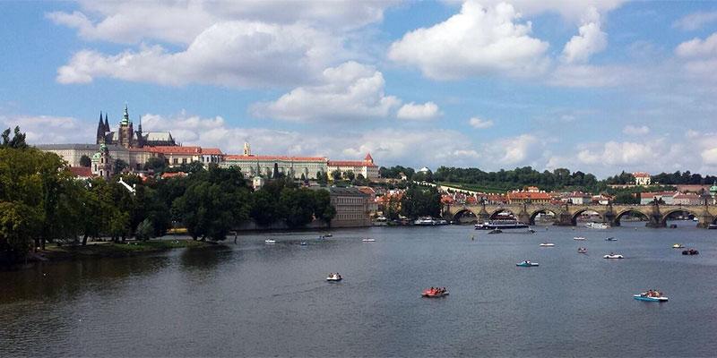 Prager Burg auf dem Hradschin