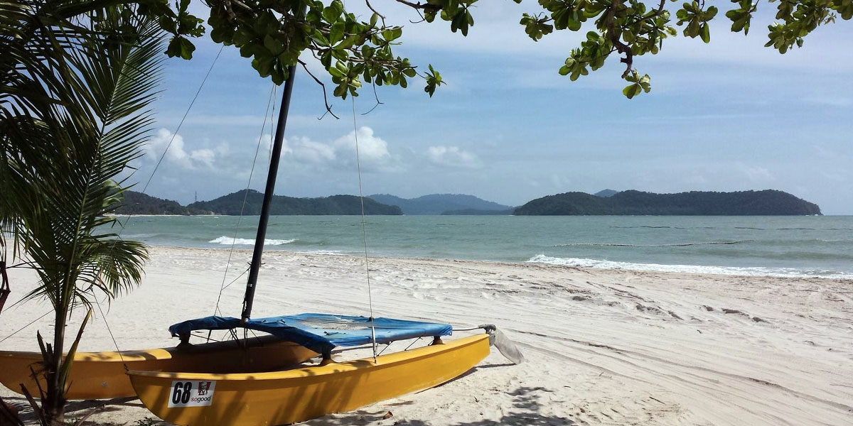 Die Insel Langkawi: Cenang, das Cable Car und ein fast geheimes Paradies