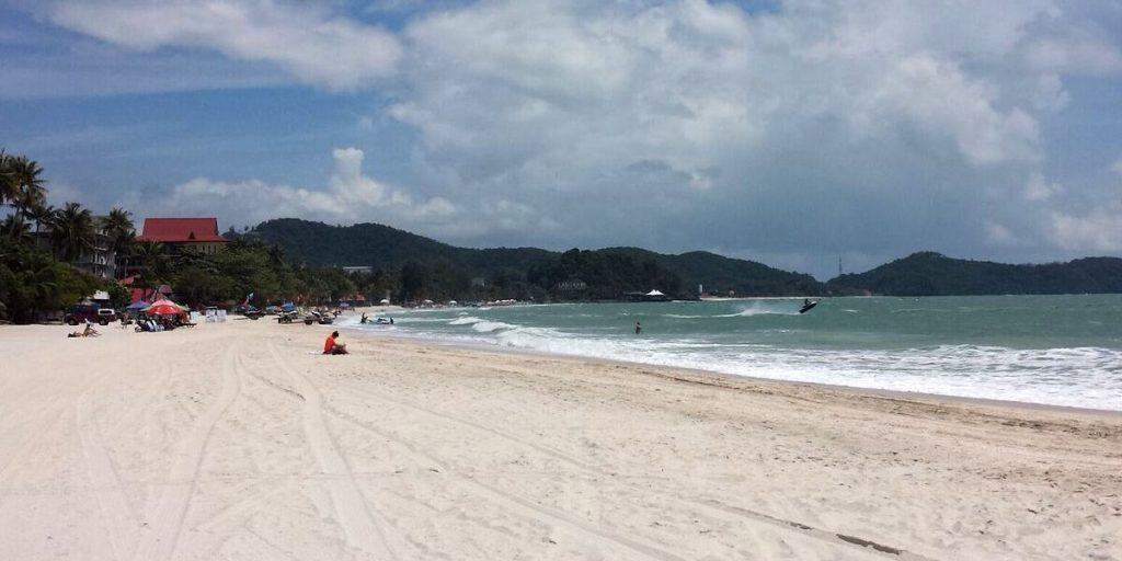 Strand von Cenang