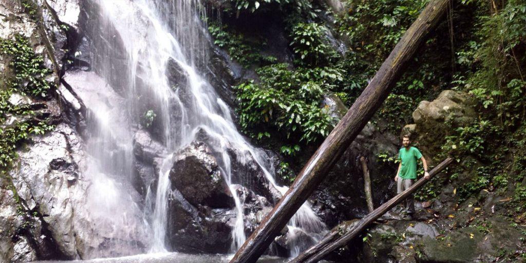 Wasserfall Taman Negara
