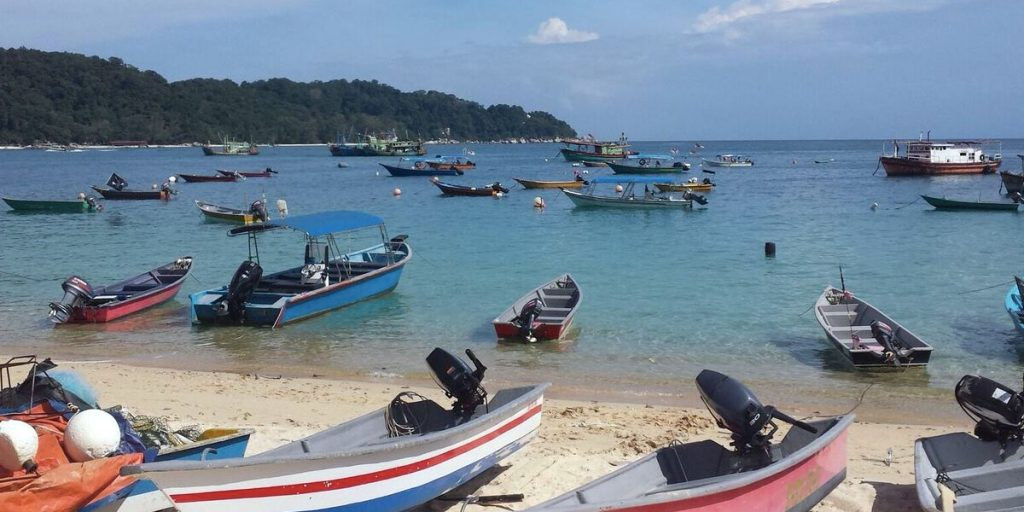 Hafen Perhentian Islands