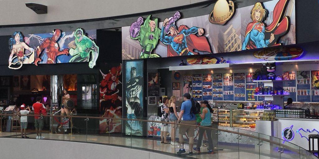 Super Hero Cafe Singapur