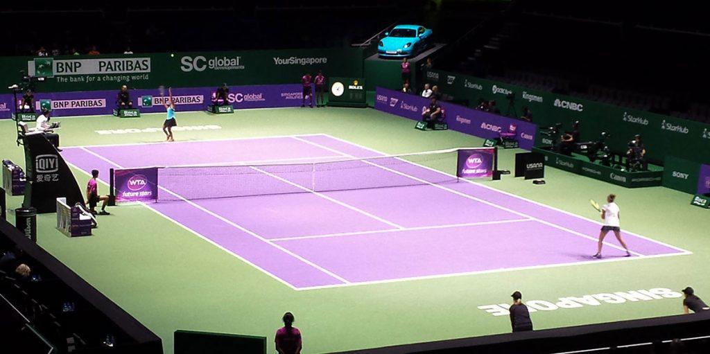 WTA Finals Singapur 2016