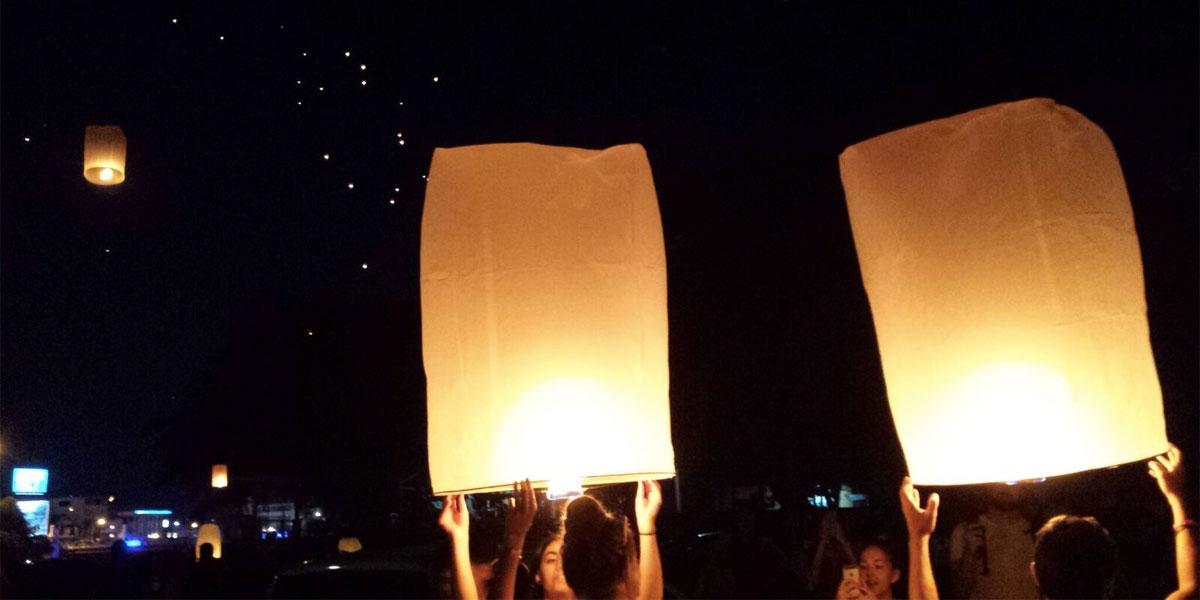 Loi Krathong und Yi Peng: Das weltberühmte Lichterfest in Chiang Mai