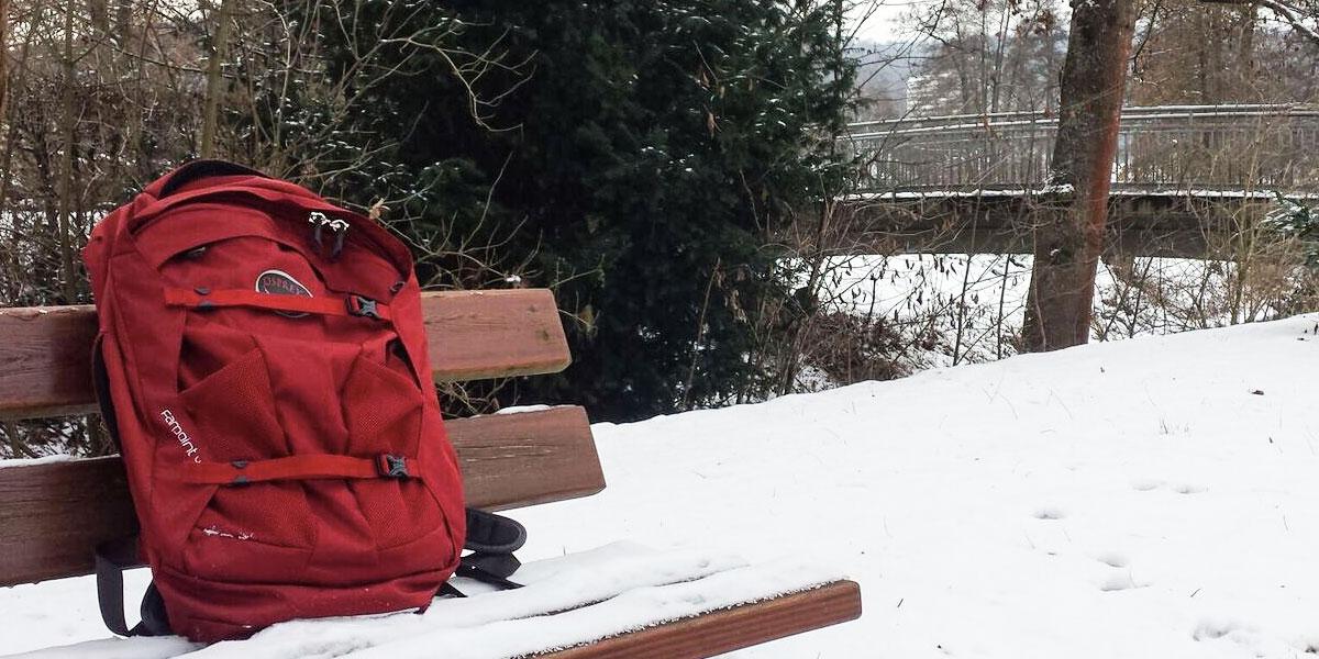 Osprey Farpoint 40: Mein neuer Handgepäcks-Rucksack