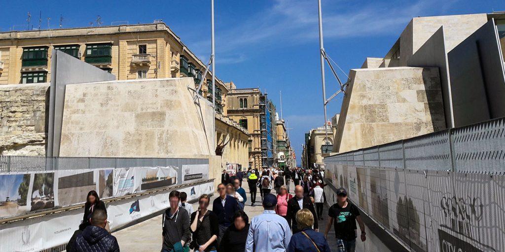 City Gate - Valletta