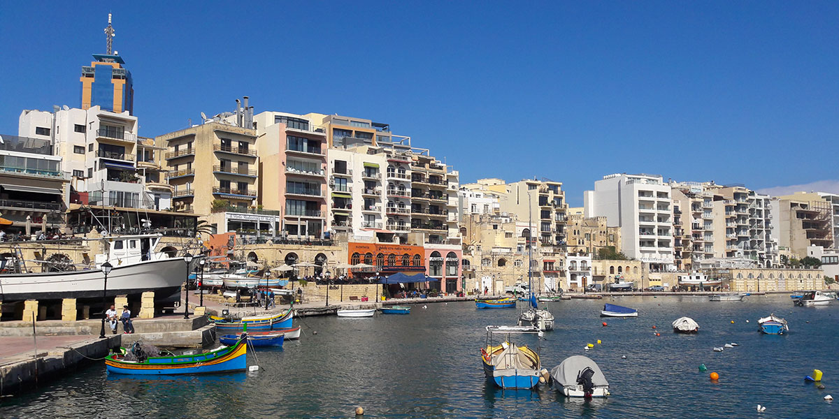 """St. Julian´s: Maltas """"Sin City"""" kann mehr als nur Party"""
