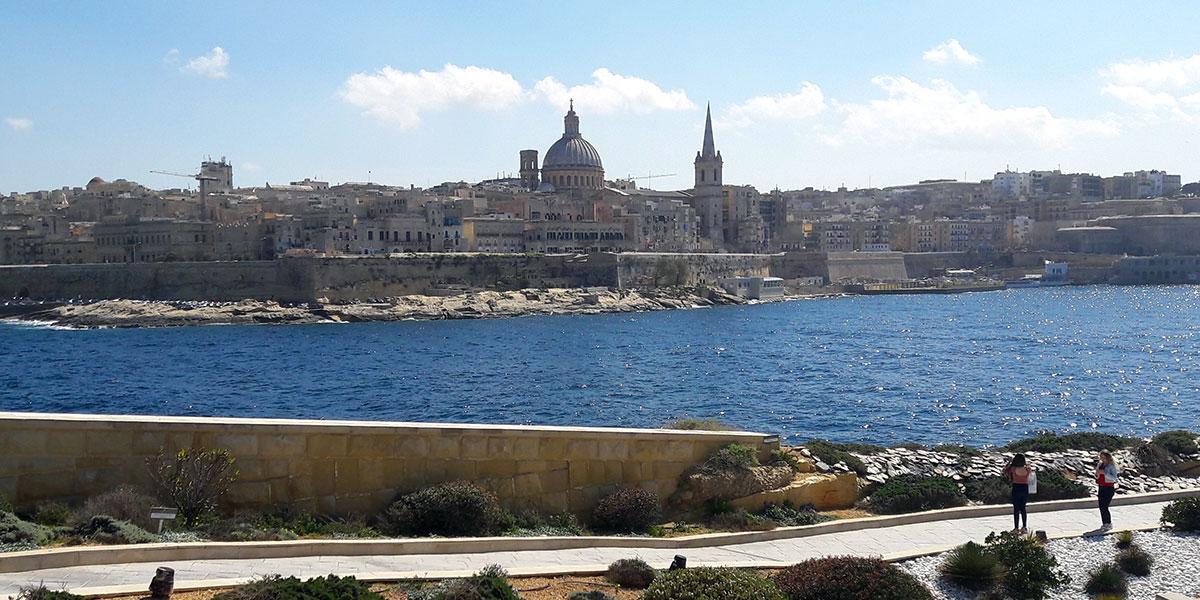 Kulturhauptstadt 2018: Valletta zu Fuß an einem halben Tag entdecken