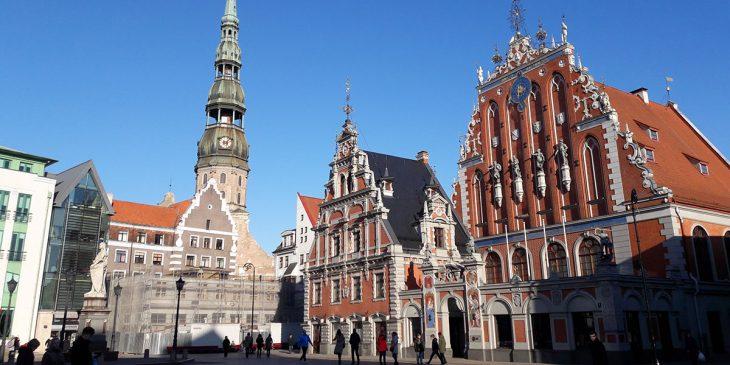 St-Petri-Riga-Lettland