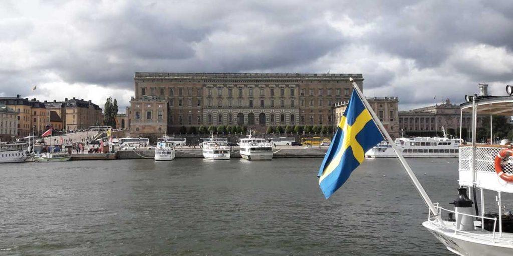Koenigspalast Stockholm