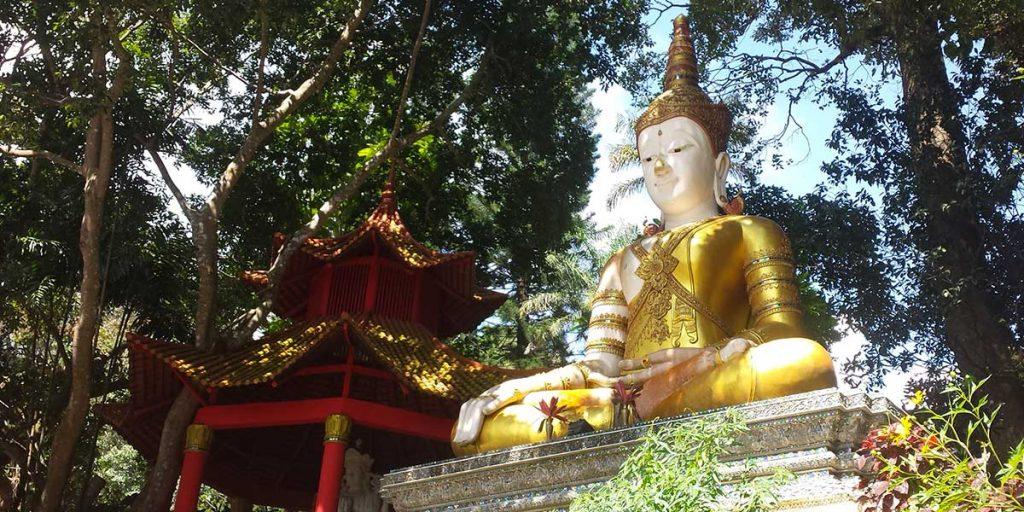 Statue-Tempel-Doi-Suthep