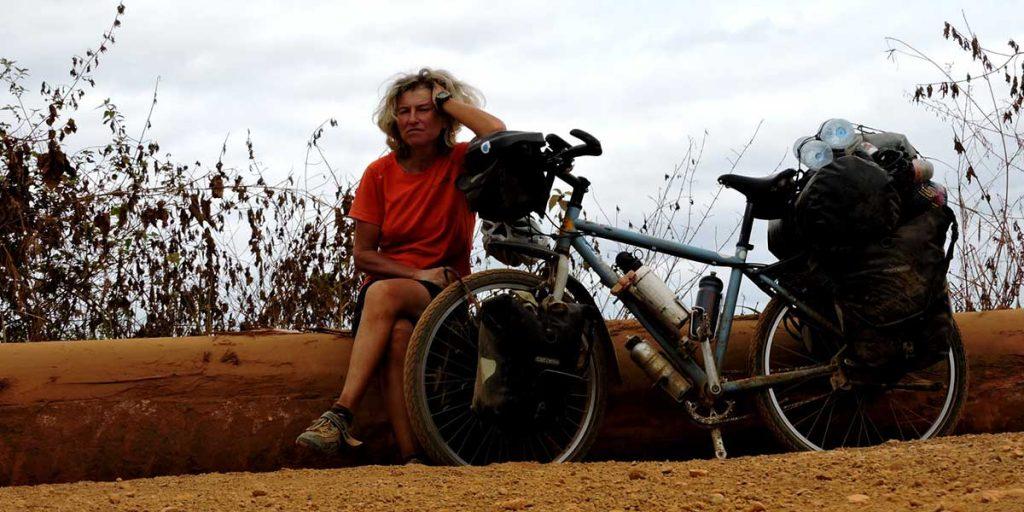 Fahrradreise Afrika