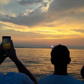 Sonnenuntergang-Zadar
