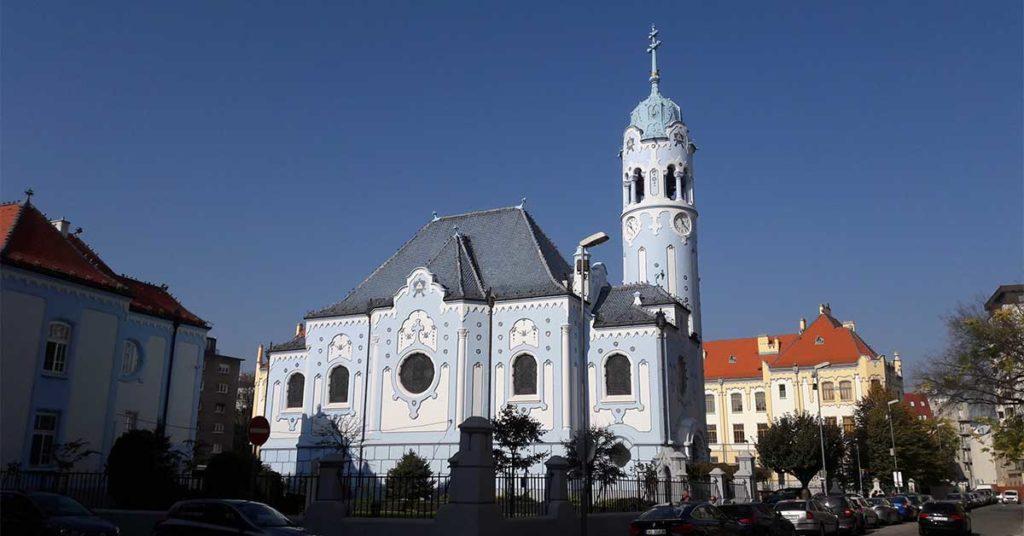 blaue-kirche-bratislava