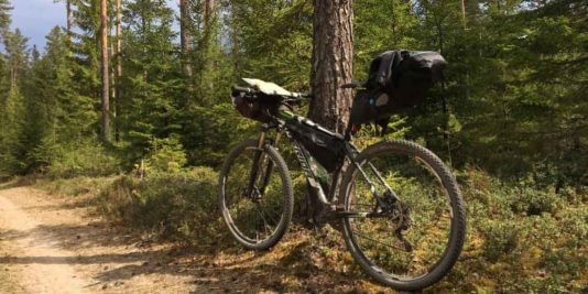 bikepacking-touren